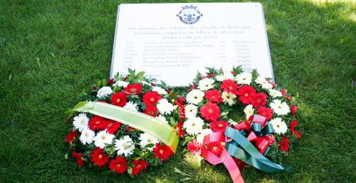 (Português) Militares borbenses falecidos na Guerra do Ultramar