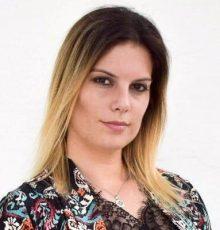 Vereadora Sofia Alexandra Militão Serrador Dias (MuB)