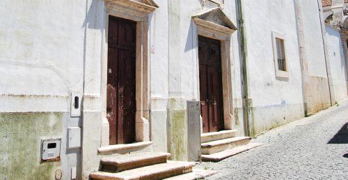 Igreja e Hospital da Santa Casa da Misericórdia de Borba
