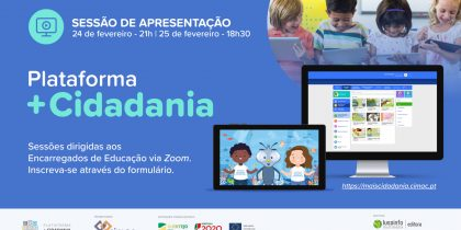 (Português) Plataforma + Cidadania Alentejo Central para Pais e Encarregados de Educação