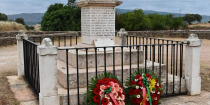 Comemorações do 356 Anos da Batalha de Montes Claros