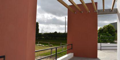 Inauguração do Centro de Cycling de Rio de Moinhos