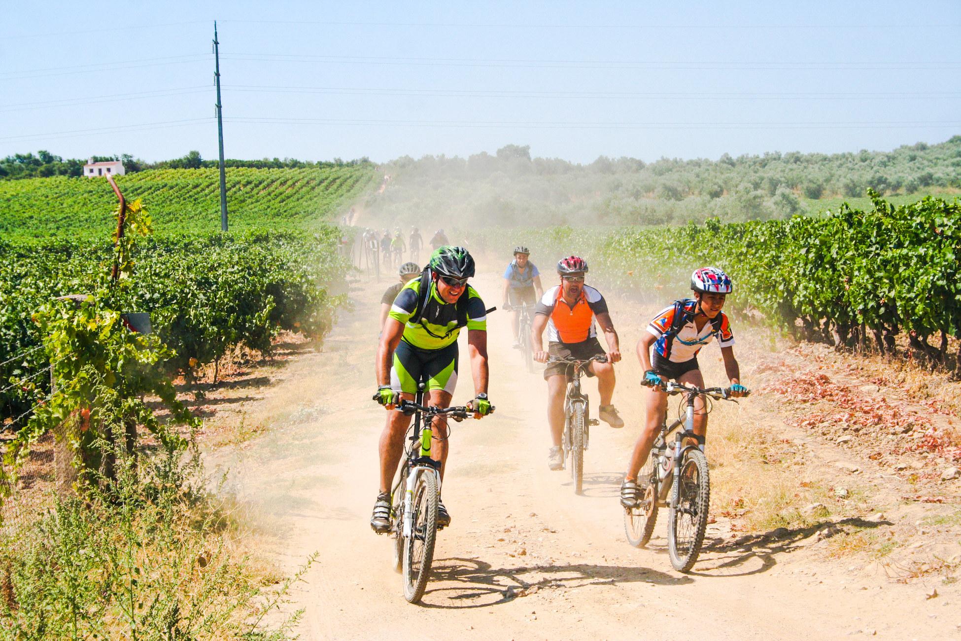 Consolidação e promoção de produtos turísticos outdoor – Alentejo e Ribatejo destino Bike Friendly